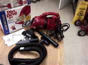 DIRT DEVIL Vacuum Cleaner 08100RT